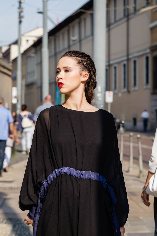 Aurora Ramazzotti Toni&Guy Italia Milano