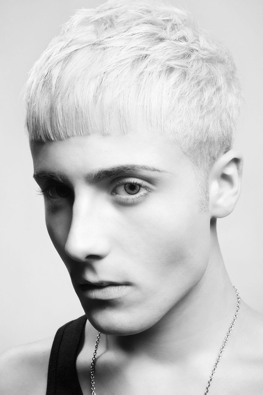 Hair stylist uomo