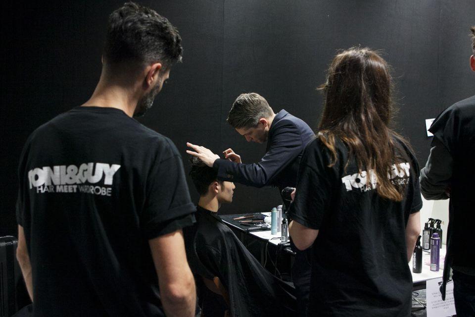 fotografia settimana della moda uomo Milano