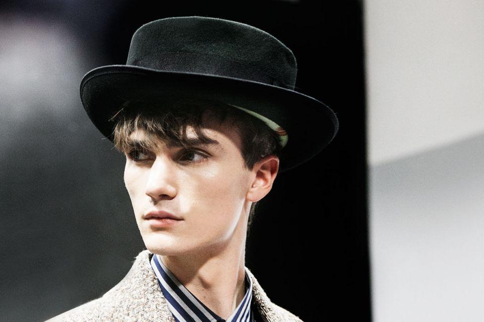 Milan fashion men's week