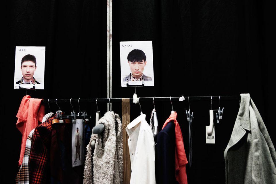 Fotografo di moda per MFW