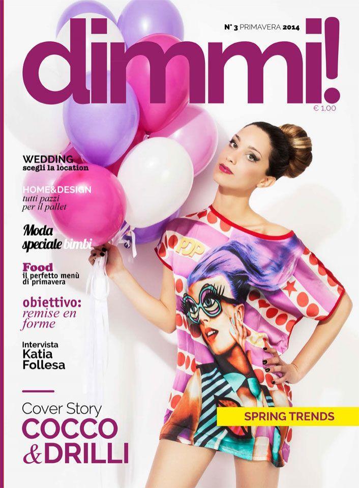 Foto fashion shooting cover Magazine Dimmi Bergamofotografia di moda foto fashion shooting cover Magazine Dimmi Bergamo
