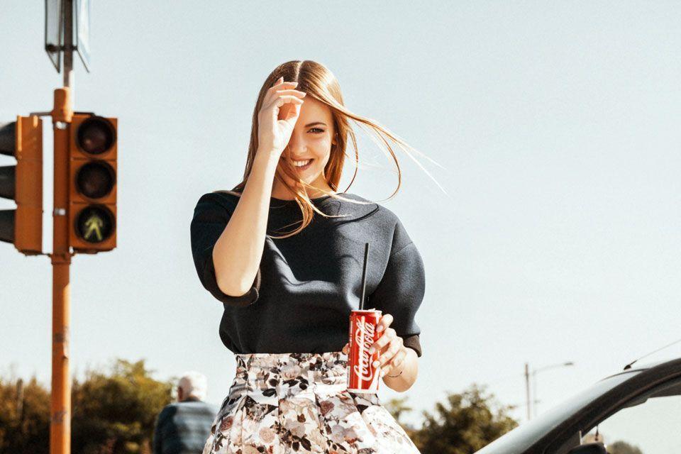 fotografia di moda foto fashion shooting cover Magazine Dimmi Bergamo