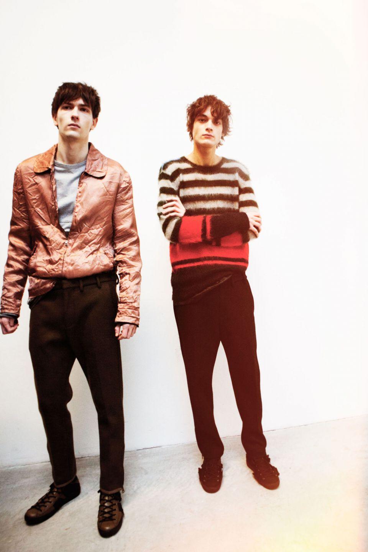 Editoriale Vanity Fair Toni&Guy Italia Milano Moda Uomo Fashion Week: N21 direttore creativo Alessandro dell'Acqua Fall/Winter 2016/2017