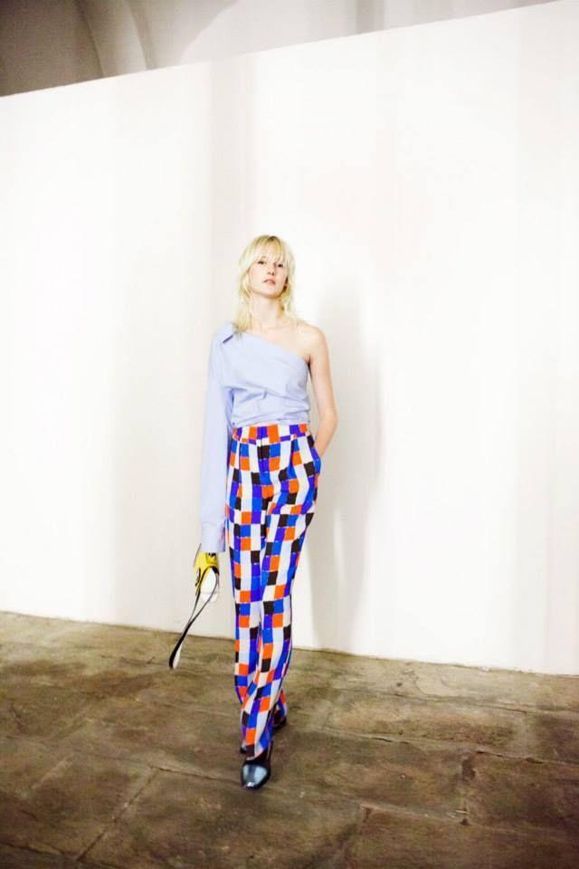 Emilio Pucci Pitti Firenze - Womenswear preview spring/summer 2016