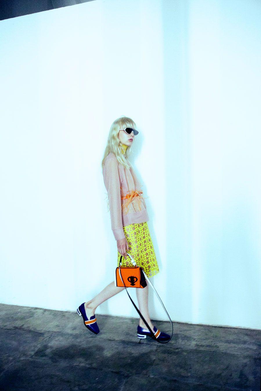 Toni&Guy per Emilio Pucci Pitti Firenze shooting Womenswear preview spring/summer 2016