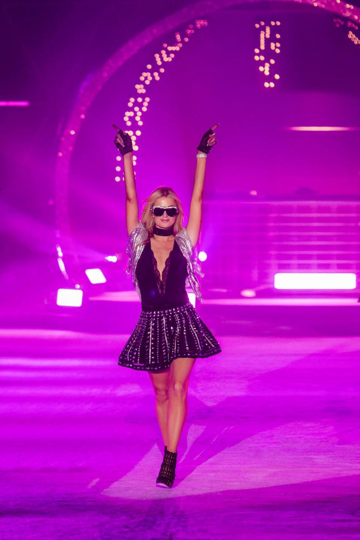 Tezenis Special guest: Paris Hilton