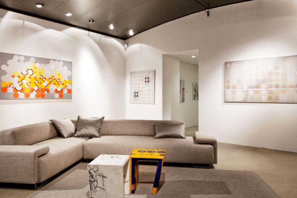 fotografie d'interni Galleria Colleoni Bergamo