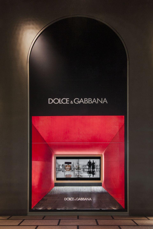 Foto Rinascente Dolce&Gabbana