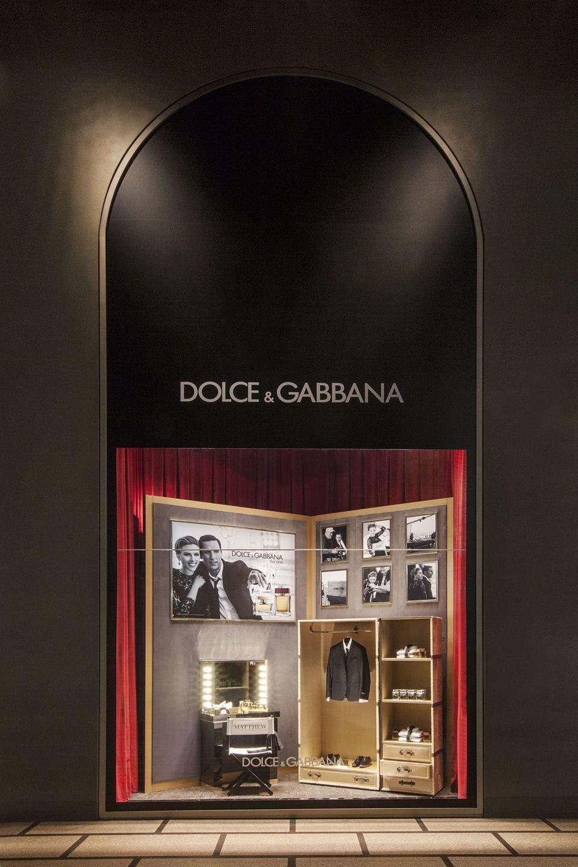 Rinascente Milano Dolce&Gabbana