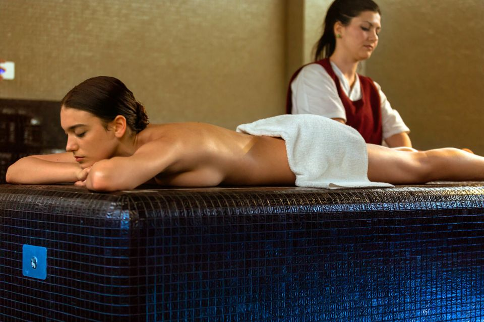 Hamman massaggi hotel
