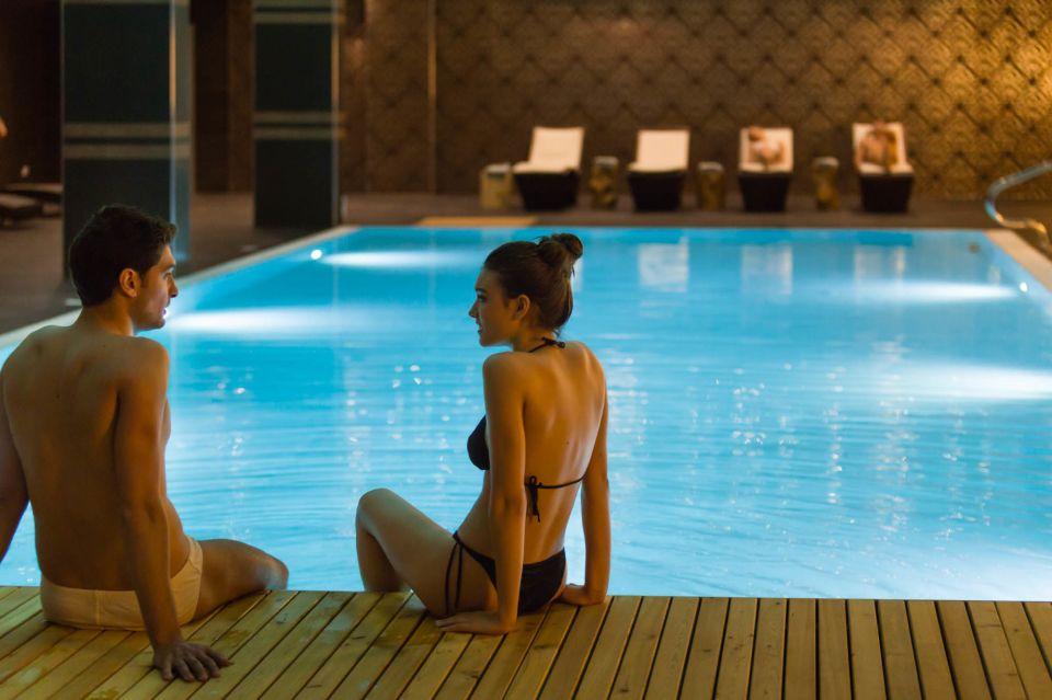 Relax piscina coperta