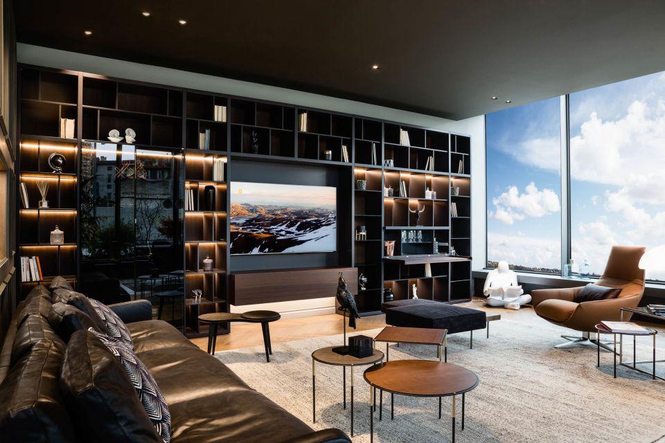 Showroom d'interni Bergamo