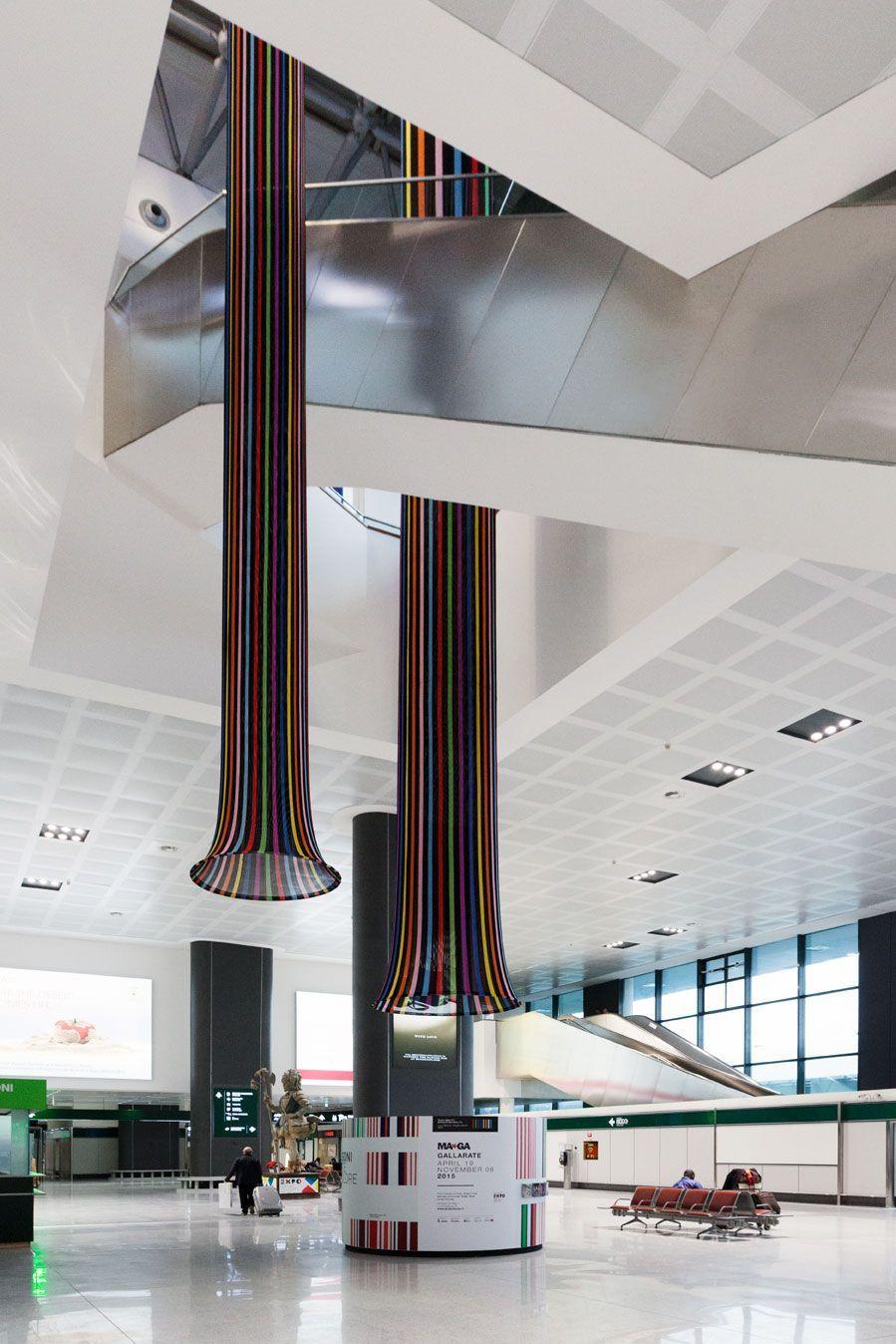 Fotografia di interni Aeroporto Malpensa