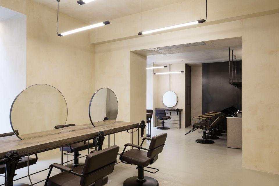 Salone per parrucchieri Toni&Guy Roma