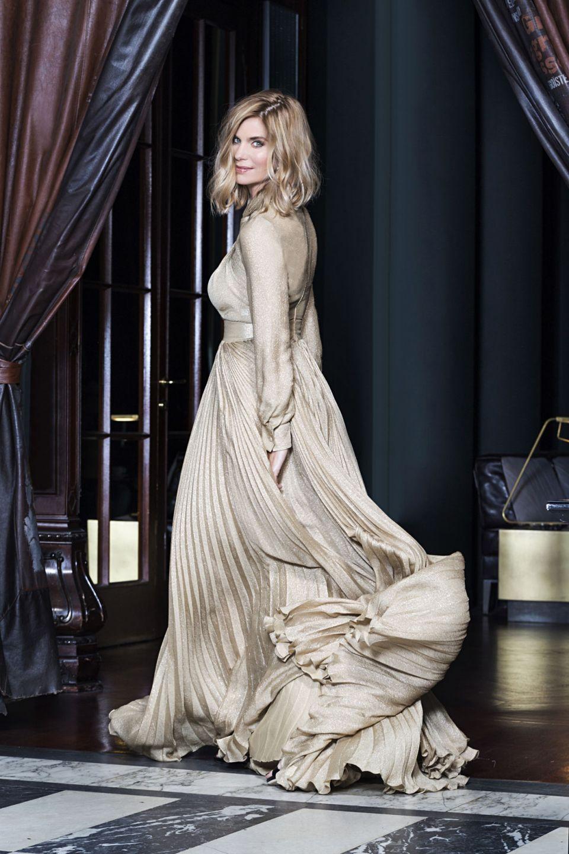 Filippa Lagerback Hi Gloss Bionic Blonde L'Oreal di Toni&Guy