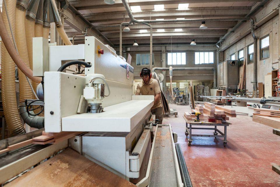 Foto i'interni industriali Ispica Sicilia