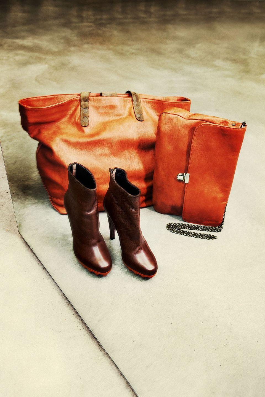 foto Still-life borse bag accessori scarpe shoes street casual fashion Bergamo