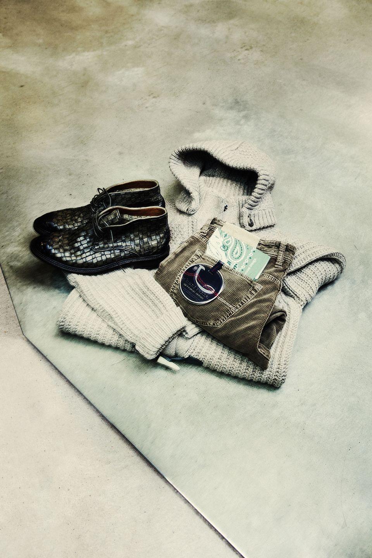 foto Still-life accessori scarpe shoes borsa jaket street casual fashion Bergamo