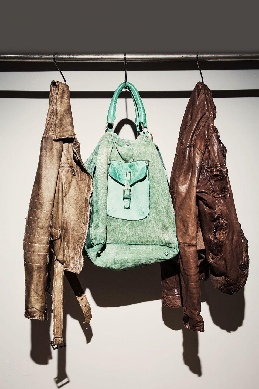 foto Still-life borse bag accessori jacket street casual fashion Bergamo